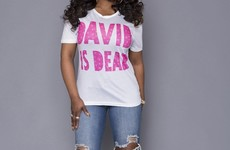 'David Is Dead' meme t-shirts have been axed following David Gest's death