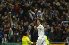 Vintage Cristiano Ronaldo display puts Real in Champions League semis