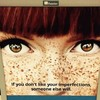 Dating website apologises for calling red hair and freckles 'imperfections'