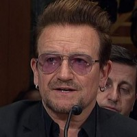 Bono urges US lawmakers to view foreign aid as national security