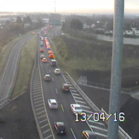 Commuting liveblog: Crashes in Dublin and status orange fog warning