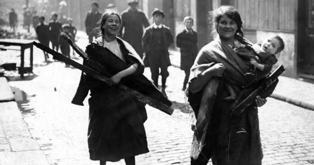 In pictures: Revolutionary Ireland 1913-1923