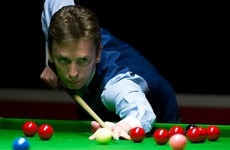 Strong start leaves Ken Doherty with Crucible fate in his own hands