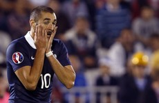 Blow for hosts France as Benzema reveals he will not be picked for Euro 2016