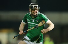 'Being on the sideline is no good to anyone' - Limerick star Hannon major doubt for league semi