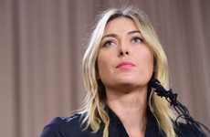 Maria Sharapova's future in tennis could be decided next week