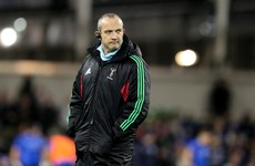 'People have completely overreacted to what Irish rugby is going through'