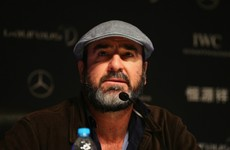 Eric Cantona is NOT making a return to football
