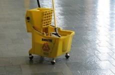 Overzealous cleaner accidentally damages €800,000 artwork