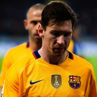 Leo Messi mired in worst Barca drought since 2010