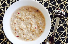 Is this the most expensive porridge in Dublin?