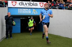Ryan O'Dwyer back training with Dublin after recovery from serious nightclub assault
