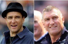 Is Vinnie Jones about to utter the immortal line 'You are an ostrich' on the big screen?