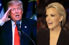 After calling her 'crazy and overrated', Trump buries hatchet with Fox's Megyn Kelly
