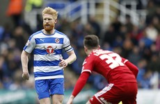 Paul McShane charged with violent conduct after altercation with Reading team-mate