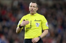Referee Kevin Friend taken off duty for Tottenham game because he supports Leicester