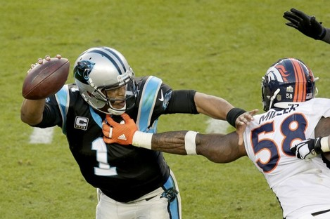 Cam Newton didn't enjoy it the last time the two played.