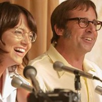 Here's a first glimpse at Emma Stone as Billie Jean King in forthcoming Battle of the Sexes film