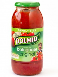 Company behind Dolmio warns people not to eat its pasta sauce more than once a week