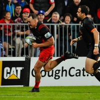 Israel Dagg looked sharp on his Super Rugby return for the Crusaders