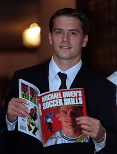 'Michael Owen's Soccer Skills' and the rest of the week's best sportswriting