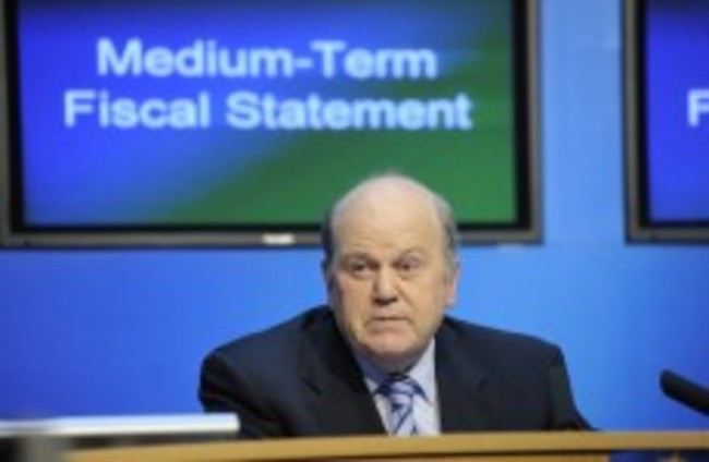 LIVEBLOG: The Government's four-year economic plan is announced