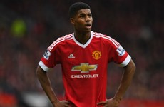 'You can't compare apples with pears' - LVG on Rashford-Ronaldo comparisons