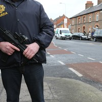 Men arrested after gardaí found bomb in car on the Naas Road to appear in court
