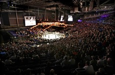 MMA event in Dublin cancelled for 'insurance and legal purposes'
