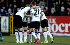 Ronan Finn spot on as under-par Dundalk see off Sligo