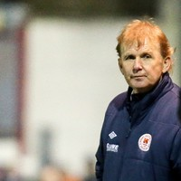 Byrne brace helps Saints rout Youths in Inchicore