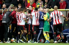 Sunderland earn a vital win in tense relegation six-pointer