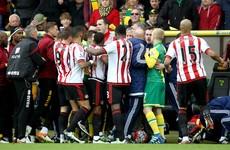 Sunderland earn a vital win in tense relegation six-pointer
