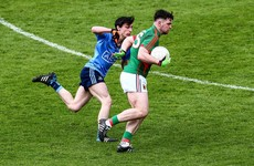 As it happened: Dublin v Mayo, EirGrid All-Ireland U21 football semi-final