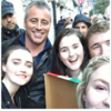 Matt LeBlanc filmed Top Gear in Kenmare yesterday and the place was up in arms