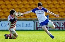 As it happened: Cork v Monaghan, EirGrid All-Ireland U21 football semi-final