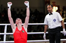 19-year-old Brendan Irvine becomes the 5th Irish boxer to qualify for Rio