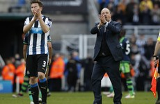 Rafa Benitez receives the perfect birthday present as Newcastle give themselves a lifeline