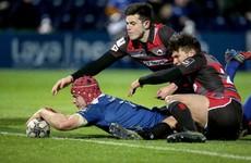 'Every day I'm pinching myself' - Van der Flier shining for Leinster