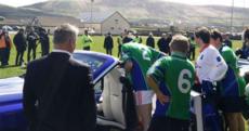 How many GAA players can you fit in Matt LeBlanc's Rolls Royce?