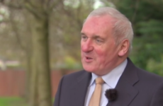 "Bertie Ahern says Brexit would be ""negative in every way"""