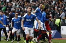 Rangers dump Celtic out of Scottish Cup after breathless penalty shoot-out win