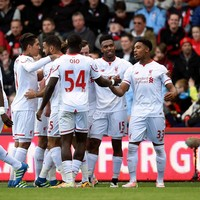Sturridge impresses as much-changed Liverpool overcome Bournemouth