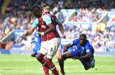 Referee wanted to 'equal it out' by awarding late Leicester penalty, claims Carroll