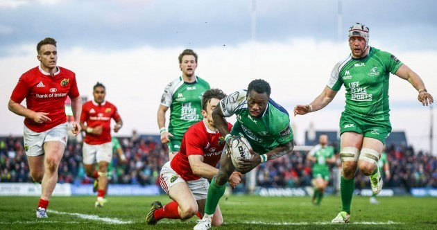 Miss Connacht's thrilling win over Munster? We've got all the weekend's Pro12 highlights