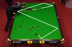 'I don't think Superman would get out of this' - Watch this incredible shot at The Crucible