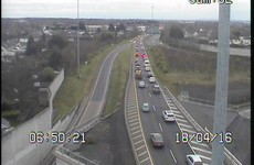 Commuting liveblog: Debris on the M9 and bumper to bumper in Dublin