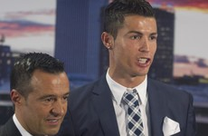 The Irish-based company of football super agent Jorge Mendes pays out €6.5m