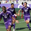 Latest high-profile MLS recruit Julio Baptista makes instant impact in hugely controversial clash