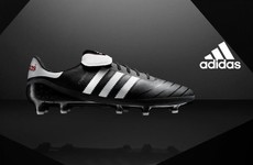 Adidas have just released a new version of their classic football boot
